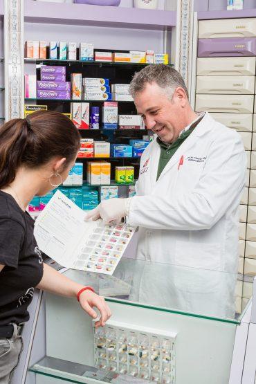 Sistemas Personalizados de Dosificación mucho más que simples pastilleros