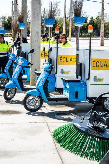 ECILIMPLa tecnología al serviciode la limpieza urbana